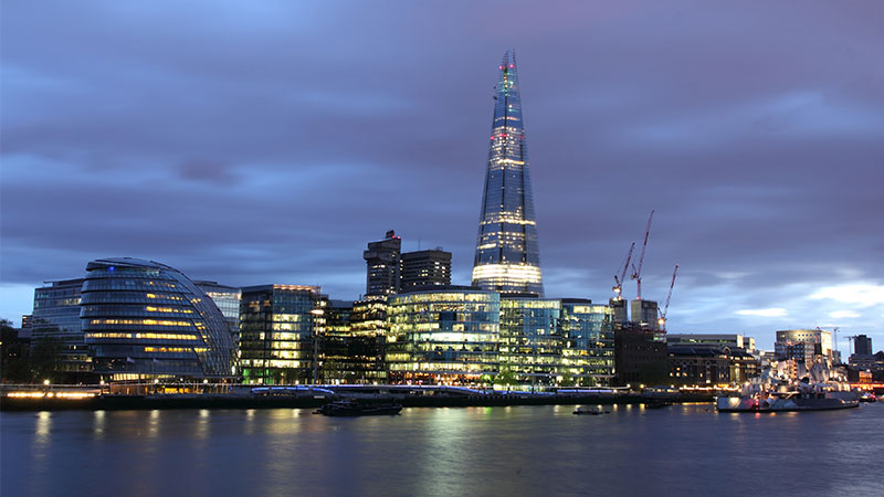 Shard Europas H 248 Yeste Bygning I London Londontips