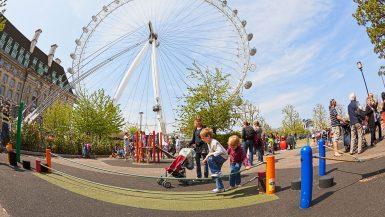 Ferie med barn i London