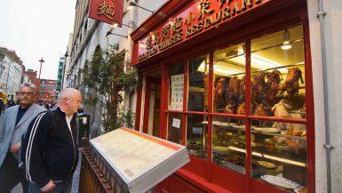 Mest populære restauranter London