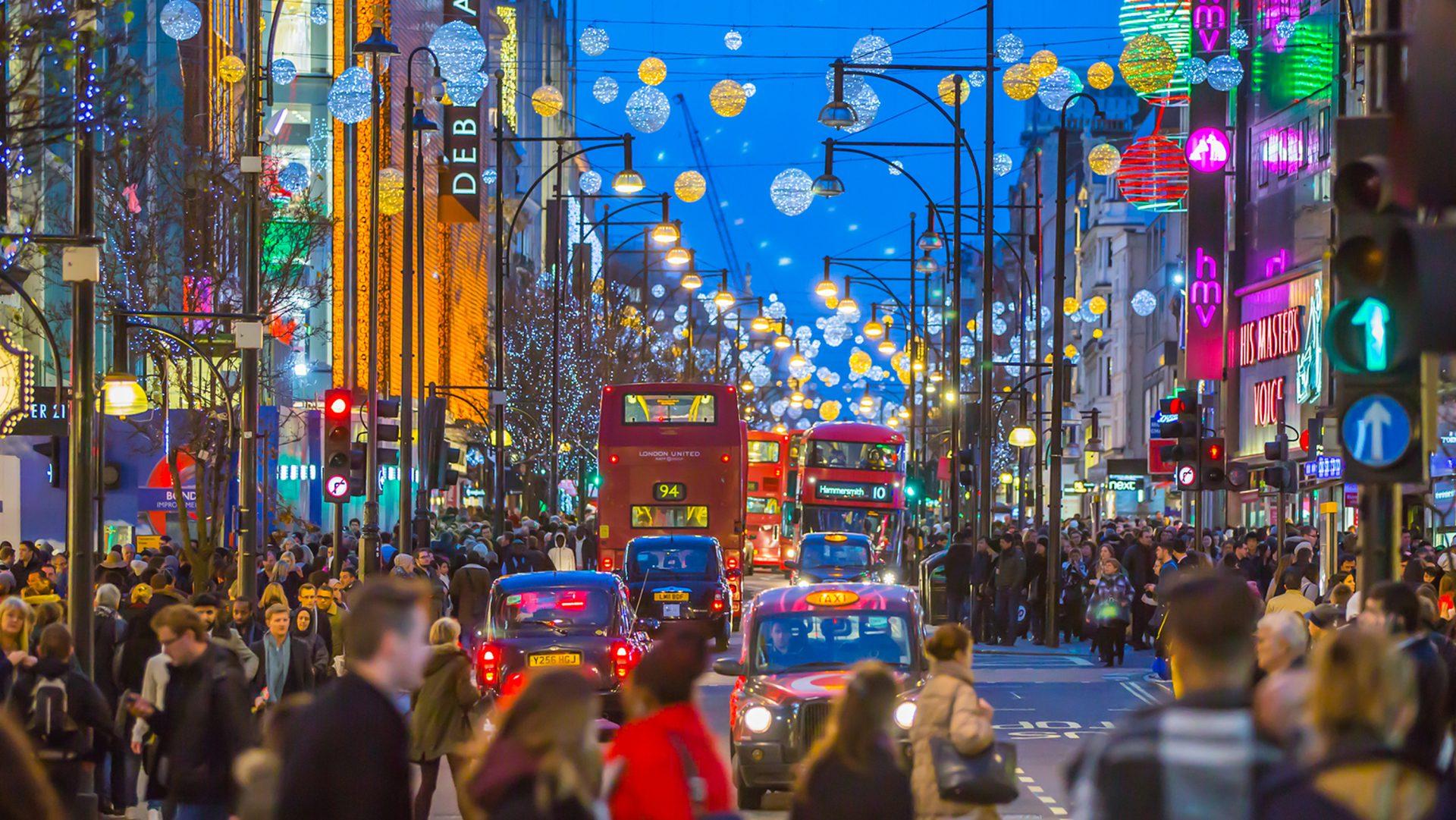 billig butikk london