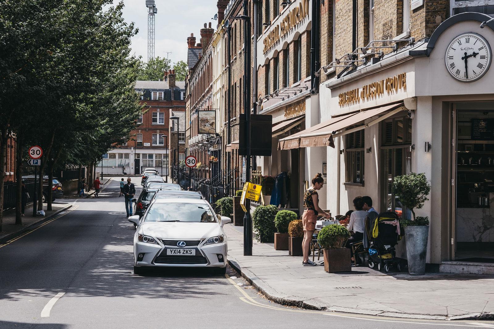 Marylebone bydel London