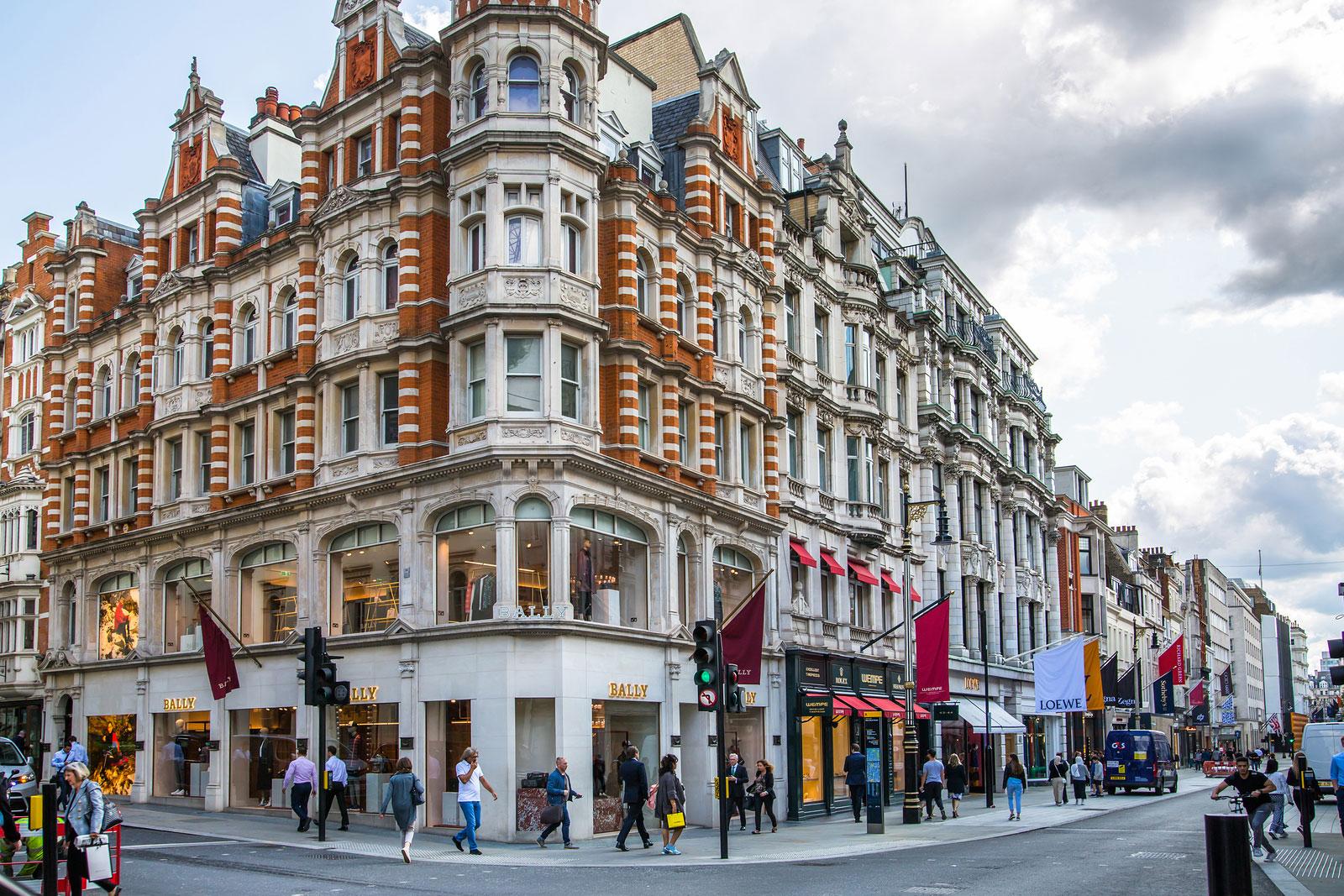 Mayfair London beste bydel