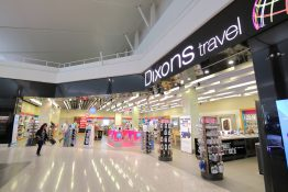 Tax free Heathrow London flyplass shopping