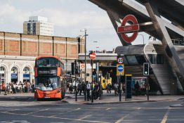 buss London kollektivtrafikk offentlig transport