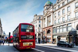 Regent Street London England handling shopping handlegate shoppinggate