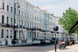 Notting Hill leiepriser leilighet London leilighet