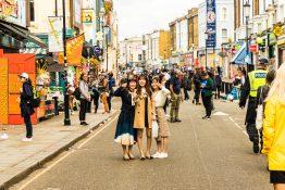 Notting Hill Carnival London karneval parade