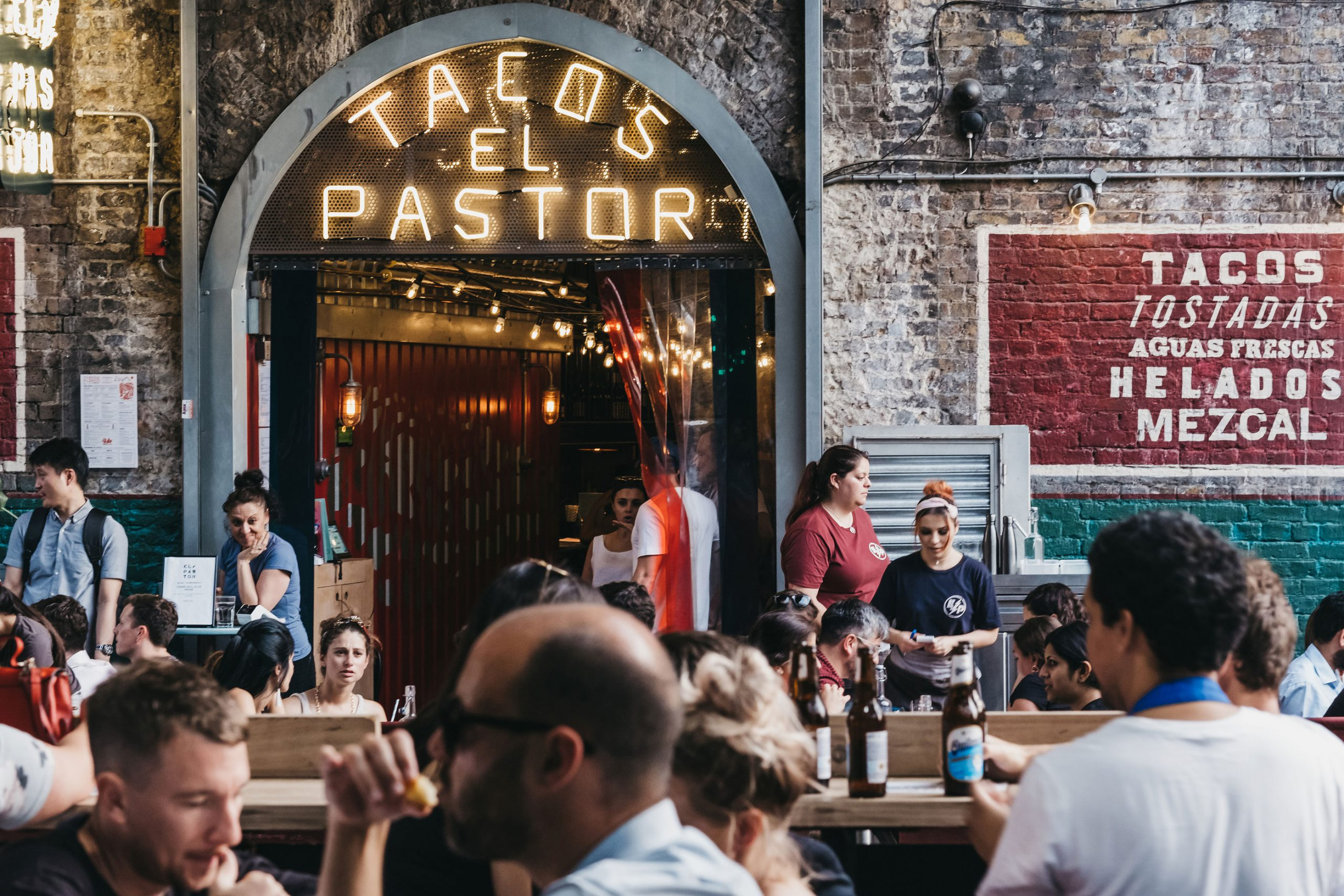 tipse london fakta tipping restaurant driks hvor mye