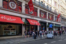 Hamleys london kjopesenter shopping